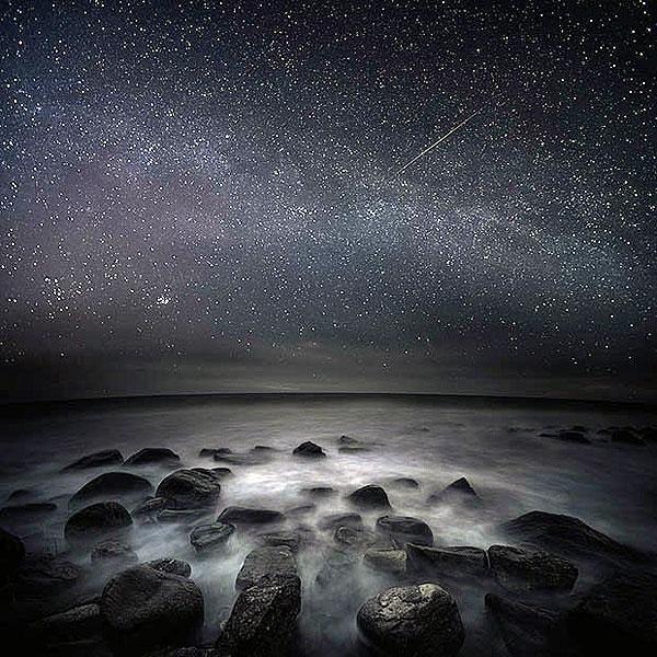 شکار زیبایی در نقطه تلاقی آسمان و زمین