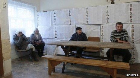 ukrain parliament election