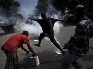 تمدید ماموریت نیرویهای  حافظ صلح در هائیتی