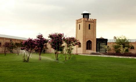 آشنایی با باغ موزه قصر تهران