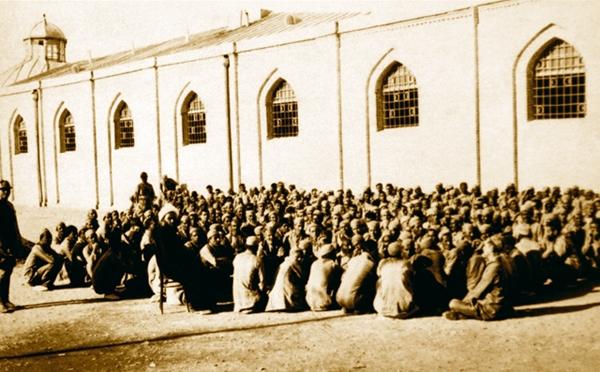 آشنایی با تاریخچه زندان قصر - تهران