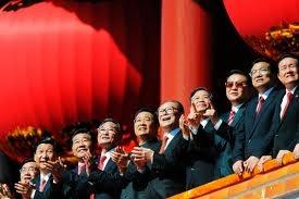 رهبران کمونیست چین