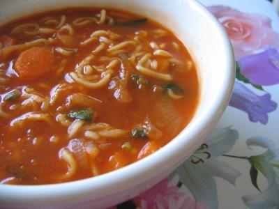مصرف سوپ و لاغری سریع