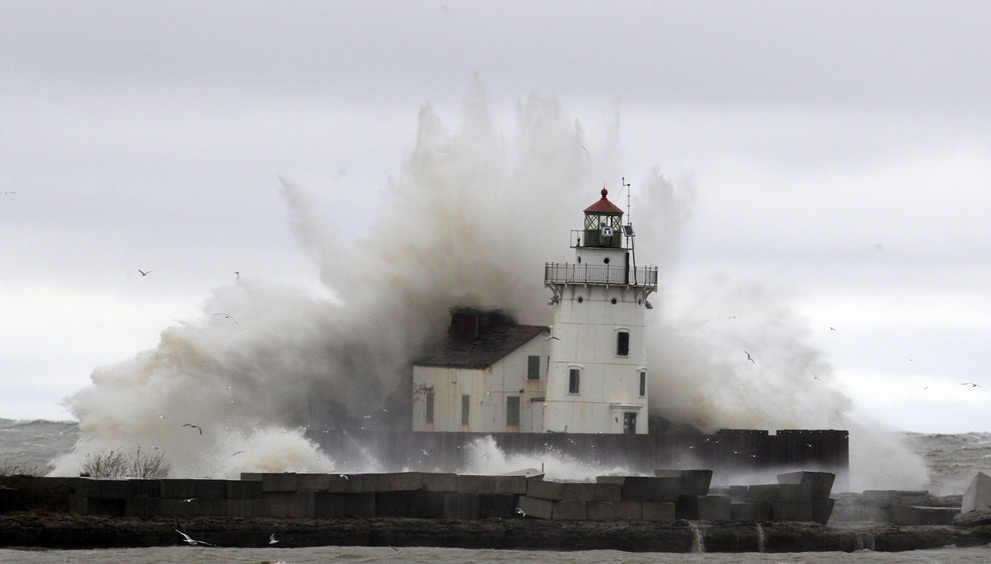 خسارات، خاموشی و مرگ؛ رهآورد توفان سندی