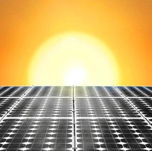 تولید سوخت از انرژی خورشیدی
