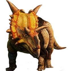 قدیمیترین دایناسور شاخدار