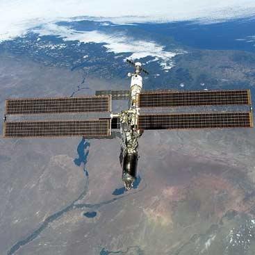 کنترل یک ربات از ایستگاه فضایی