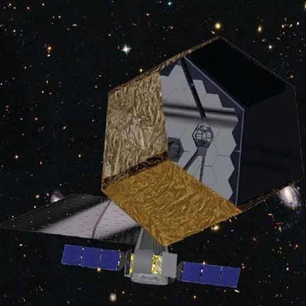 طراحی تلسکوپ فضایی جدید امریکا