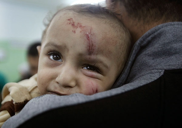چهار روز کشتار مردم غزه به دست رژیم صهیونیستی