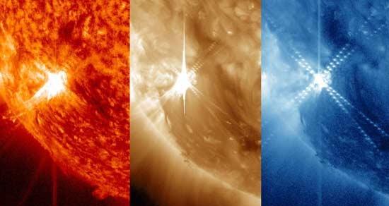 خورشید در آستانه رسیدن به فعالترین دوره خود