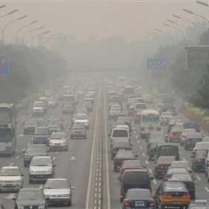 آلودگی هوا و کاهش قدرت تفکر مغز