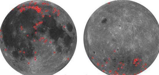 حل اسرار سوی تاریک ماه