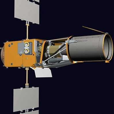 تلسکوپ ماهواره COROT  در معرض تشعشعات آسمانی