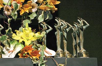 تندیس جشنواره تئاتر فجر