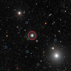 مشاهده مستقیم کهکشانهای تاریک