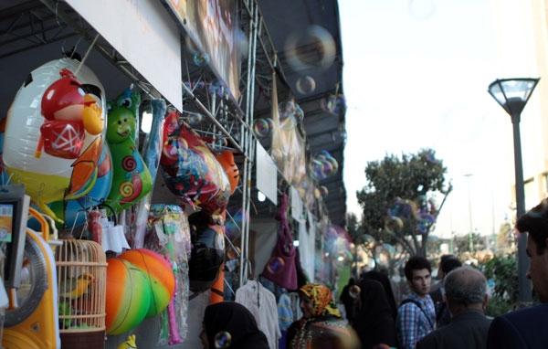 صدای پای جشنواره در پیادهراههای تاریخی تهران