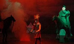 اپرای عروسکی عاشورا در تالار فردوسی