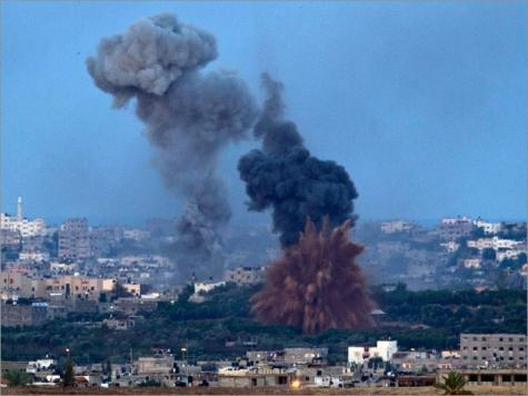 وزیر خارجه انگلیس: حمله زمینی به غزه اسرائیل را نابود میکند