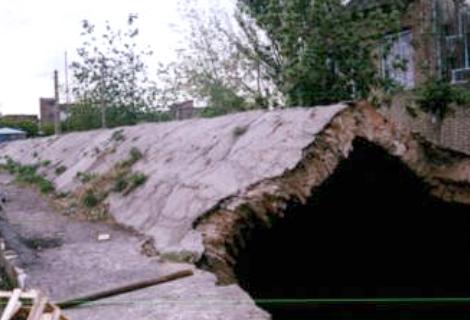 آشنایی با یخچال دوقّوز پله - آذربایجانغربی