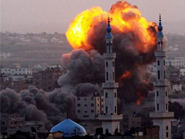 خاموشی کودکان غزه در صفیر مرگبار گلولهها و موشکهای اسرائیل