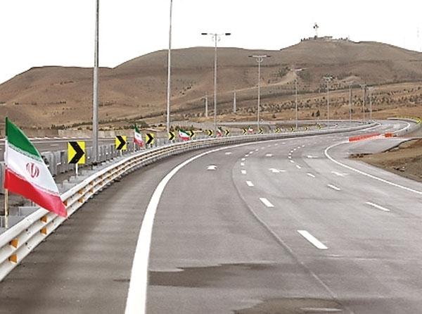 فاز نخست آزادراه جدید تهران -کرج افتتاح شد