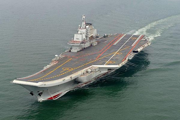 خیز چین برای تبدیل شدن به قدرت دریایی در جهان