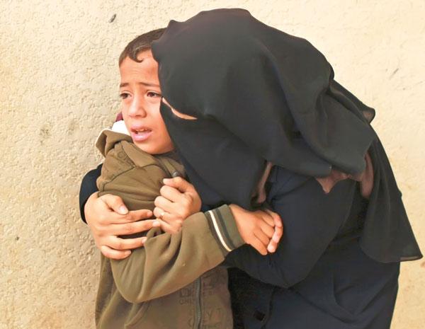غزه بار دیگر به خون نشست