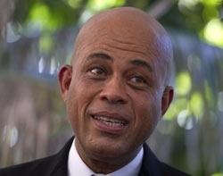 سفر رسمی رئیسجمهور هائیتی آغاز شد
