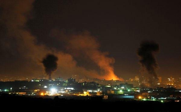 گزارش وضعیت: غزه در آتش وخون؛ 11 شهید و 100 زخمی