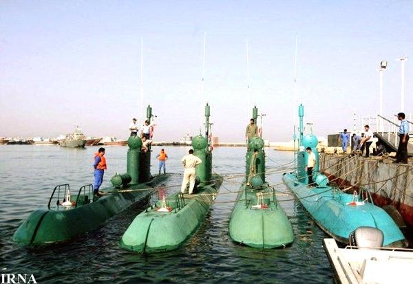 آشنایی با زیردریایی غدیر