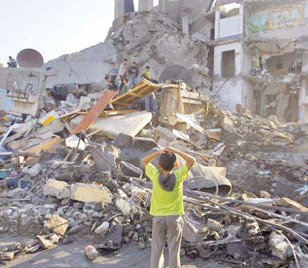 میانجیگری اعراب بهجای حمایت از غزه