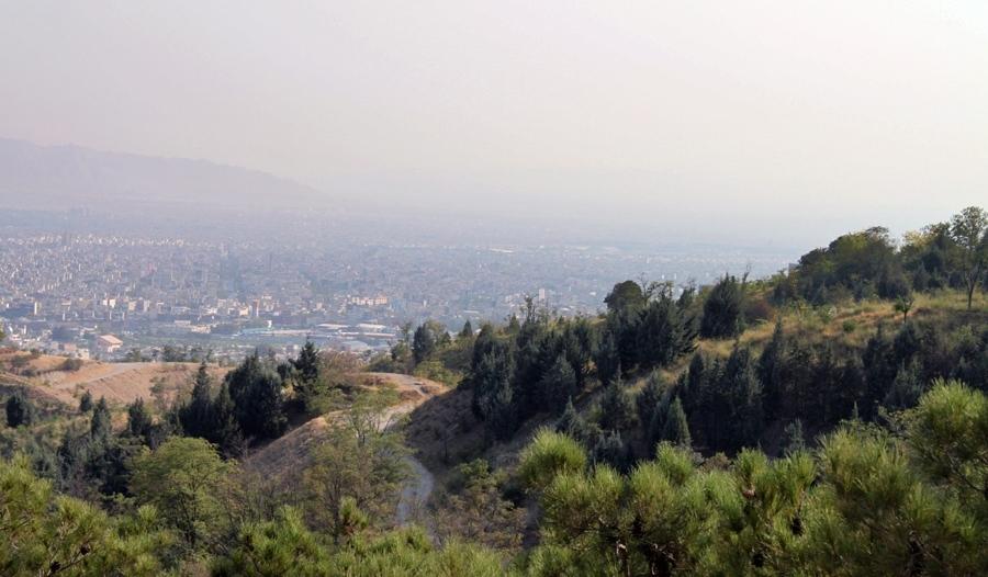 آشنایی با پارک جنگلی لویزان - تهران