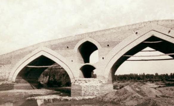 آشنایی با پل میر بهاء الدین - زنجان