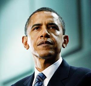 اولین سخنرانی اوباما بعد از انتخاب دوباره