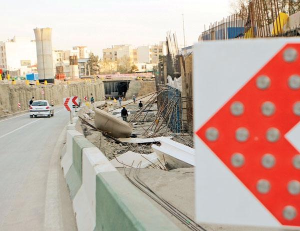 تهران تا پایان امسال پروژه نیمه تمامی ندارد
