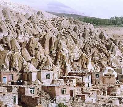 آشنایی با روستاهای تاریخی و دیدنی ایران