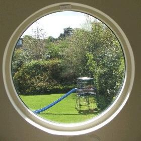 آشنایی با نکاتی درباره پنجرههای گرد