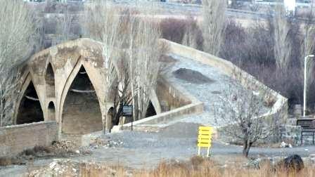 آشنایی با پل سردار - زنجان