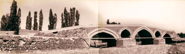 پل حاج سید محمد - زنجان