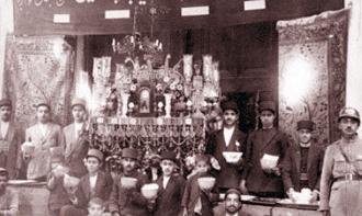 آشنایی با آداب و رسوم مردم تهران قدیم در ماه محرم