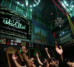 آشنایی با تاریخچه تکیه در تهران