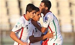 صعود  قدرتمندانه تیم ملی فوتبال جوانان: ایران 6 - کویت صفر