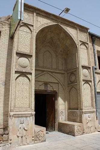 آشنایی با خانه زینتالملک قوامی - فارس