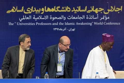 همایش اساتید دانشگاهها و بیداری اسلامی