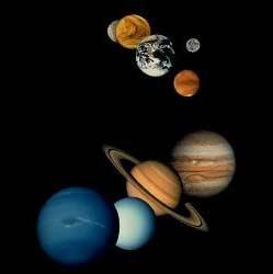 شکلگیری منظومه شمسی