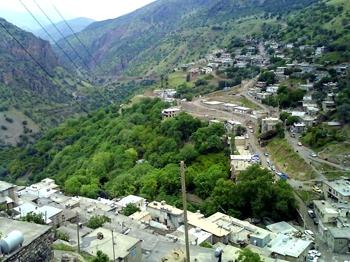 روستای دشه - کرمانشاه