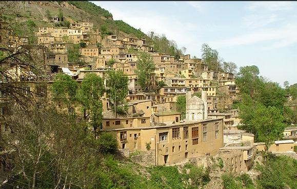 آشنایی با روستای وفس - مرکزی