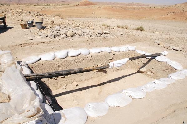آثار باستانی - چغاآهوان