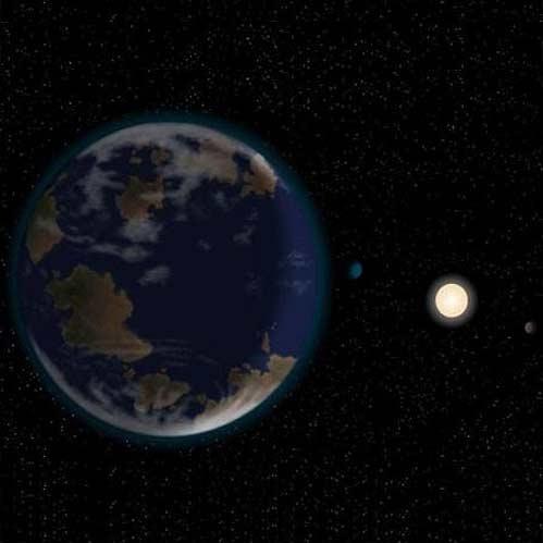 یک سیاره قابل سکونت نزدیک منظومه شمسی