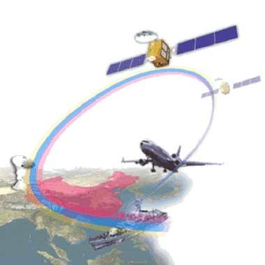 رقیب چینی سیستم GPS آمریکا